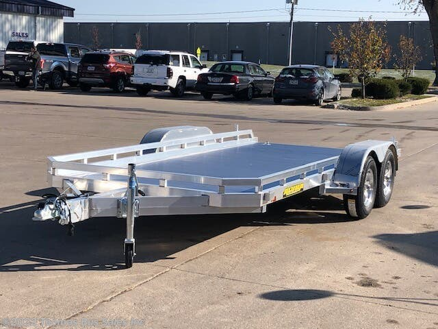 Des Moines Rv Dealers >> Car Hauler - 2020 Aluma 7816 | TrailersUSA