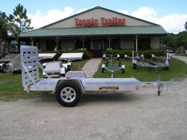 2020 Aluma 6310H Utility Trailer available in Fort Myers, FL