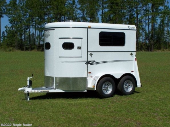 2020 Bee Trailers Super Bee 2-Horse  Walk Thru available in Fort Myers, FL