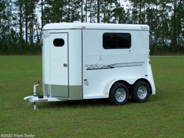 2020 Bee Trailers Thoroughbred Special 2-Horse available in Fort Myers, FL