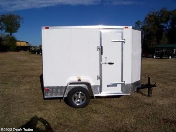 2020 South Georgia Cargo 5x8 Enclosed Motorcycle Special available in Fort Myers, FL