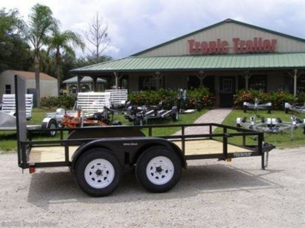 2020 Triple Crown 7x12 HD Tandem Utility available in Fort Myers, FL
