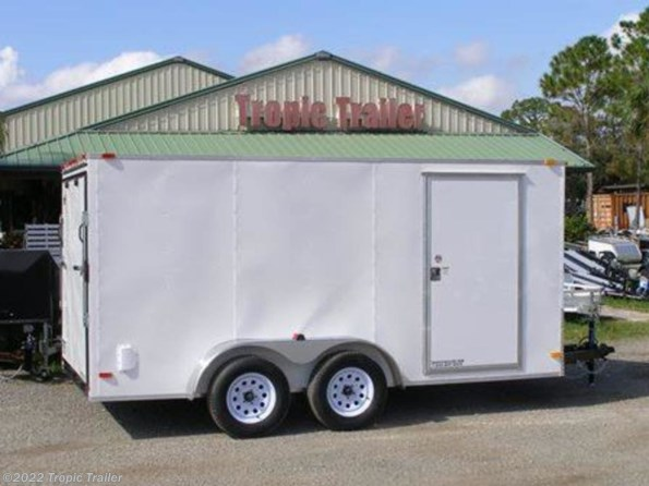 2020 Covered Wagon CW7X14TA2 available in Fort Myers, FL