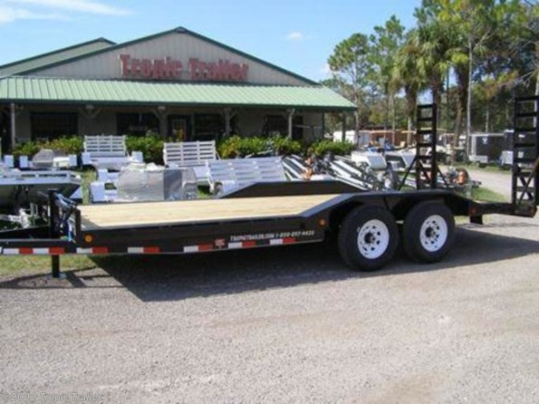 "2020 PJ Trailers 6"" Channel Super-Wide (B6) 20' available in Fort Myers, FL"