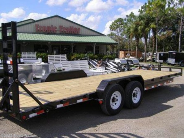 "2020 PJ Trailers Equipment 6"" Channel  (CC) 24' available in Fort Myers, FL"