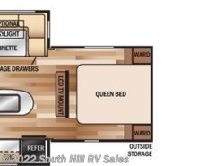 New 2017  Forest River Salem 232rbxl by Forest River from South Hill RV Sales in Puyallup, WA