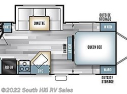 New 2017  Forest River Salem Cruise Lite 243BHXL by Forest River from South Hill RV Sales in Puyallup, WA