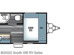 New 2017  Forest River Salem Cruise Lite 175RD by Forest River from South Hill RV Sales in Puyallup, WA