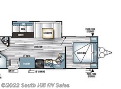 New 2018  Forest River Salem 27DBK by Forest River from South Hill RV Sales in Puyallup, WA
