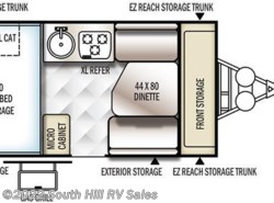 New 2018  Forest River Rockwood Hard Side A192HW by Forest River from South Hill RV Sales in Puyallup, WA