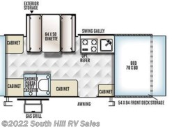 New 2018  Forest River Rockwood Freedom 232ESP by Forest River from South Hill RV Sales in Puyallup, WA