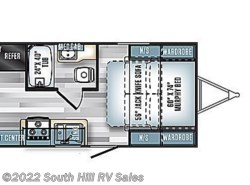 New 2018  Forest River Salem Cruise Lite 207 by Forest River from South Hill RV Sales in Puyallup, WA