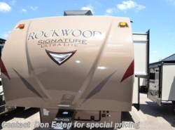 New 2018  Forest River Rockwood Signature Ultra Lite 8301WS by Forest River from Robin Morgan in Southaven, MS