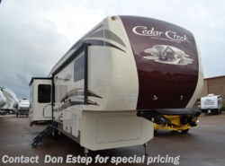 New 2018  Forest River Cedar Creek Hathaway 36CK2 by Forest River from Robin Morgan in Southaven, MS