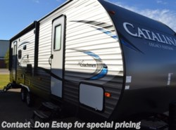 New 2018 Coachmen Catalina 263RLS available in Southaven, Mississippi