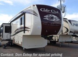 New 2018 Forest River Cedar Creek Hathaway 36CK2 available in Southaven, Mississippi