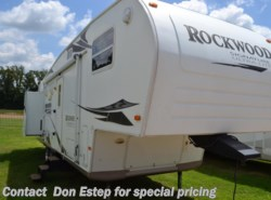 Used 2008 Forest River Rockwood 8288SS available in Southaven, Mississippi