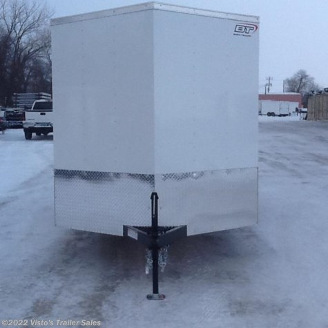 2018 Bravo 7'X16' Enclosed Trailer