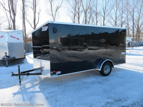 2019 Bravo Scout 6'X14' Enclosed Trailer
