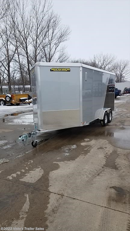2019 Aluma 7'X16' Enclosed Trailer
