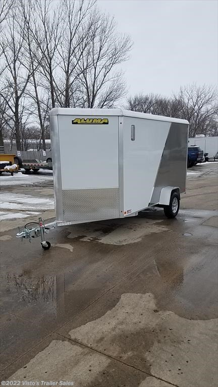 2019 Aluma 7'X14' Enclosed Trailer