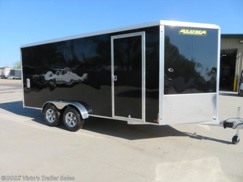 2019 Aluma AE716TAR 7'X16' Enclosed Trailer