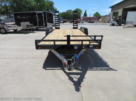 2018 Load Trail 83''X20' Equipment Trailer