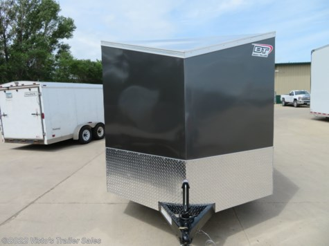2019 Bravo Scout 7'X14' Enclosed Trailer