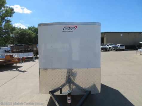 2019 Bravo Scout 5'X8' Enclosed Trailer