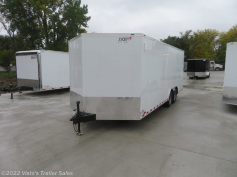 2019 Bravo Scout 8.5'X20' Enclosed Trailer