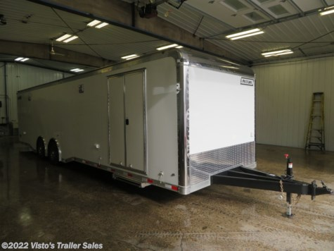 2019 Haulmark Edge 8.5'X32' Enclosed Trailer