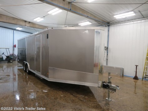 2019 Haulmark 8.5'X30' Enclosed Snowmobile Trailer