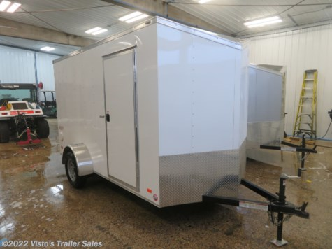 2019 Bravo Scout 6'X12' Enclosed Trailer