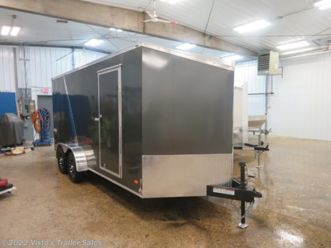 2019 Bravo Trailers Scout 7'X16' Enclosed Trailer