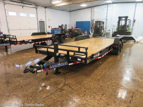 2019 Load Trail 83''X22' Equipment Trailer