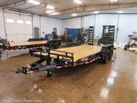 2019 Load Trail 83''X18' Equipment Trailer