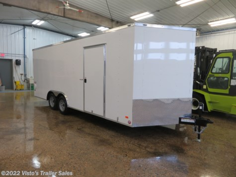 2020 Bravo Trailers 8.5'X20' Enclosed Trailer