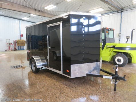 2019 Bravo Trailers 6'X12' Enclosed Trailer