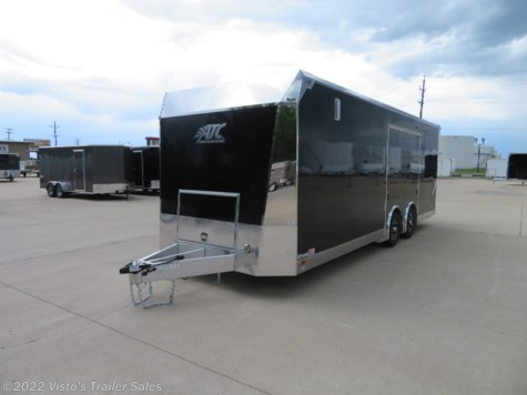 2019 ATC Quest X 8.5'X24' Enclosed Trailer