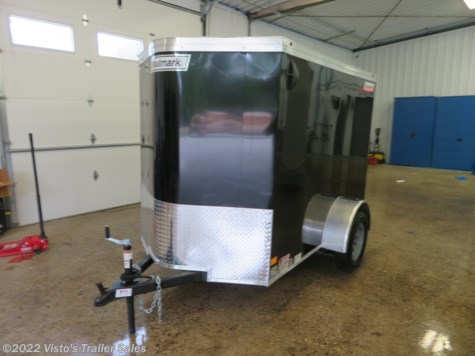 2019 Haulmark 5'X8' Enclosed Trailer