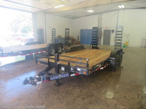 2019 Load Trail 83''X16' Equipment Trailer