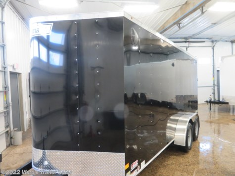 2020 Haulmark 7'X16' Enclosed Trailer