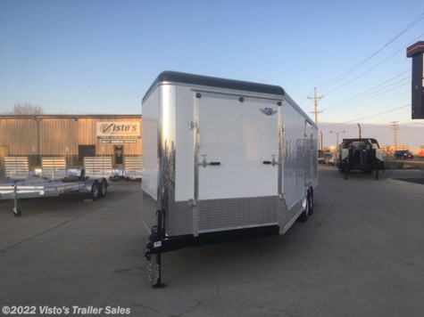 2020 MTI 8.5'X27' Enclosed Trailer