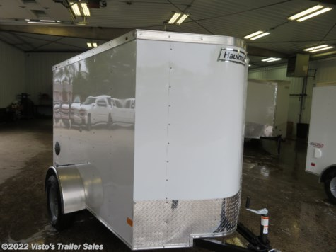 2020 Haulmark 5'X8' Enclosed Trailer
