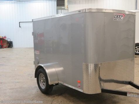 2020 Bravo 5'X8' Enclosed Trailer