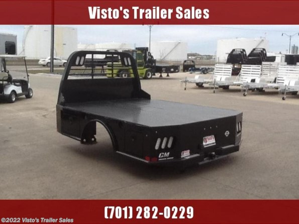 2020 CM Trailers SK2/8