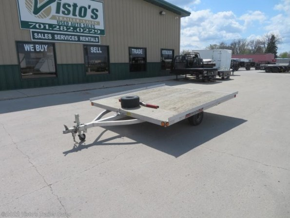 1998 Triton Trailers 10ft Tilt Sled Trailer available in West Fargo, ND