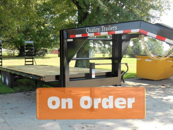 2021 Quality Trailers by Quality Trailers, Inc. G Series 20 + 4 7K available in Salem, OH