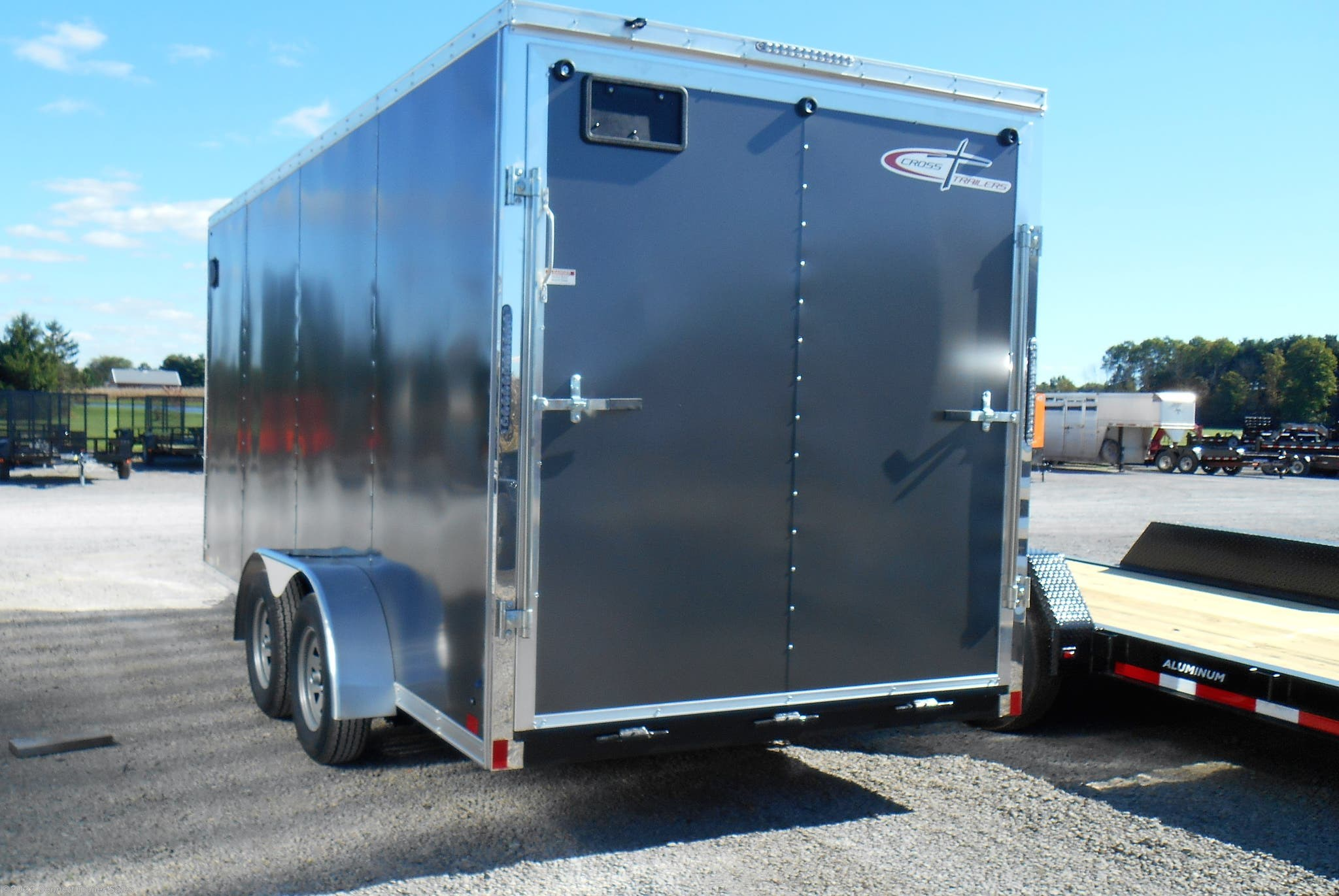 Stock Photo - Trailer will be Silver