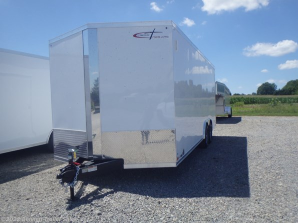 2022 Cross Trailers 820TA3 Arrow available in Salem, OH